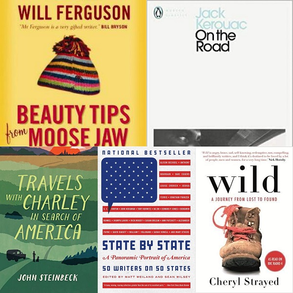 Celebrating International Literacy Day with some of the best USA travel writing