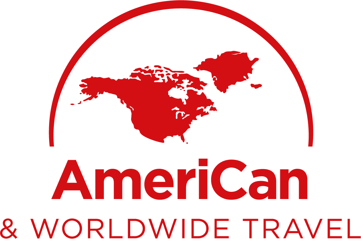 AmeriCan and Worldwide Travel logo