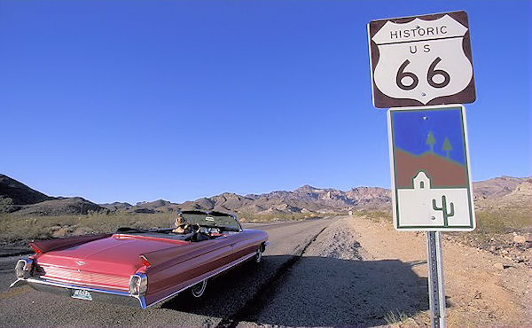 Get Your Kitsch on Route 66 with Bon Voyage