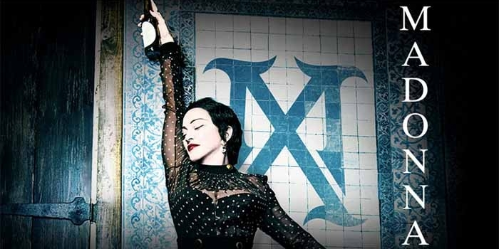 Madonna announces Madame X Shows at Colosseum at Caesars Palace  - by Caesars Entertainment