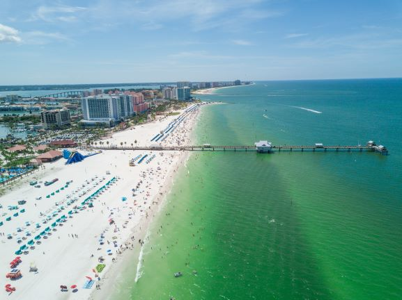 Clearwater Beach, Again, TripAdvisor's No. 1 Beach In US - by Visit St. Pete/Clearwater