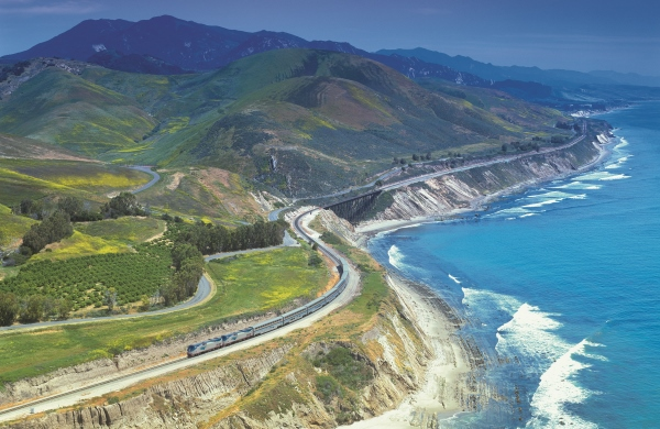 The Californian Rail Journey with Vacations to America