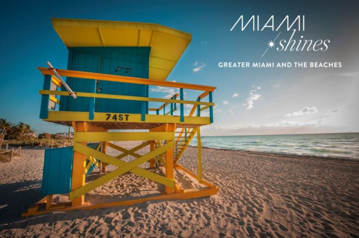 #MiamiShines and stands by you as you stand by... - by Greater Miami Convention & Visitors Bureau