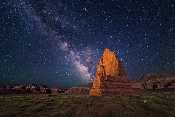 Utah celebrates Dark Sky Month - by Utah Office of Tourism