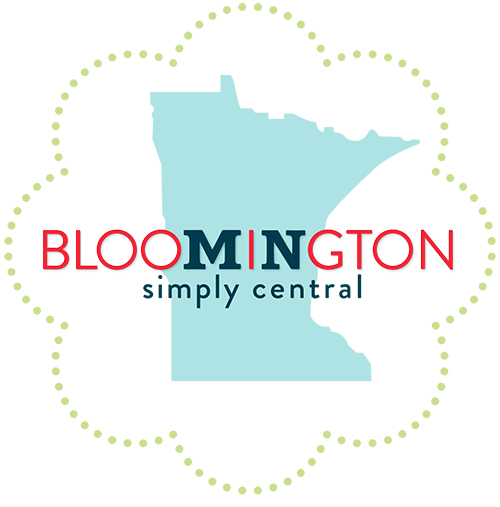 Bloomington Convention & Visitors Bureau logo