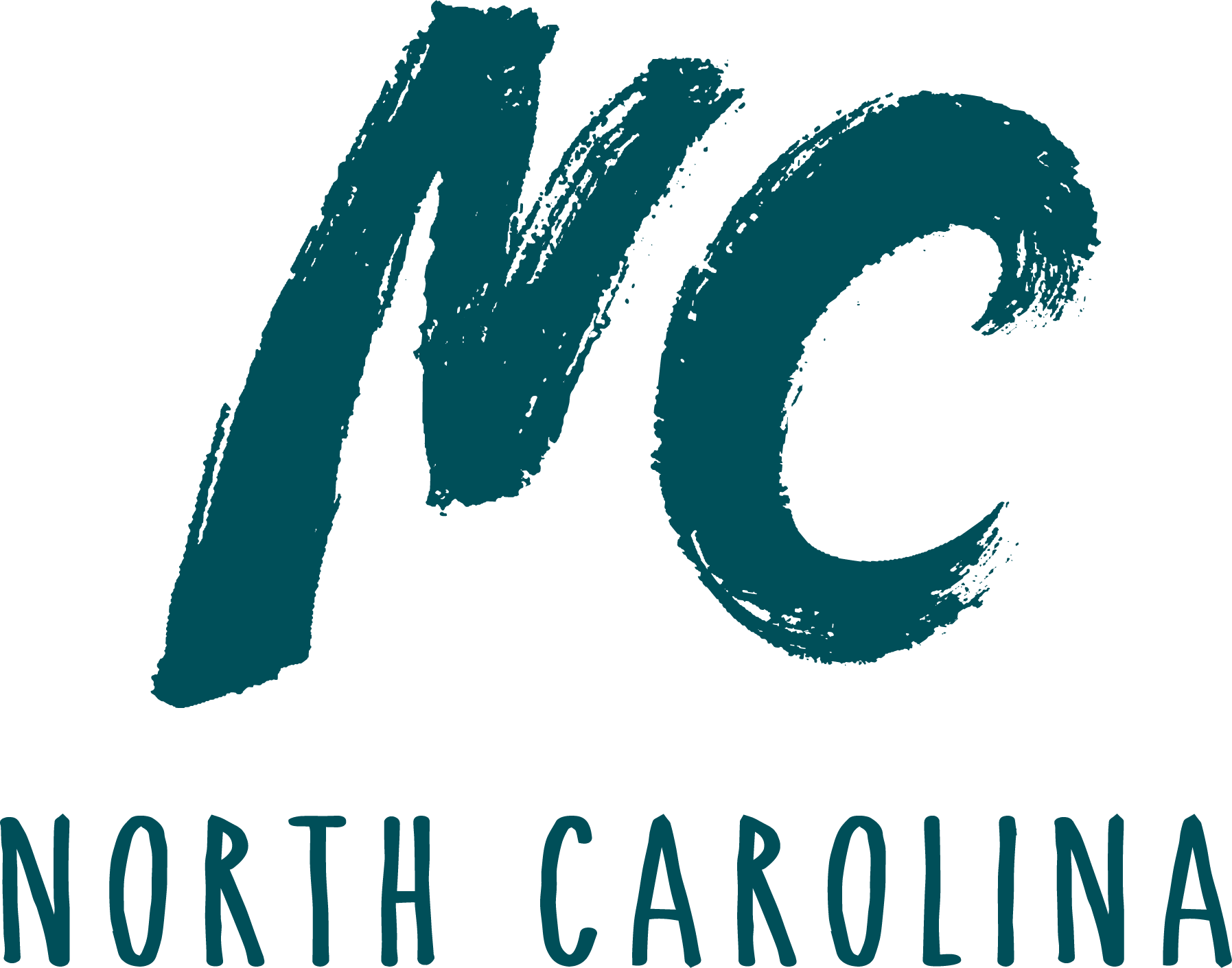 Visit North Carolina logo