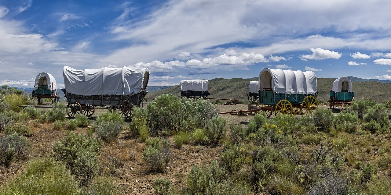 Oregon Trail and the Wild West with Discover North America