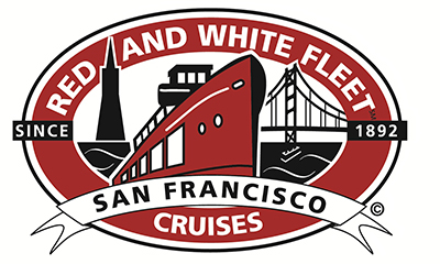 Red and White Fleet logo