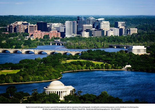 Inspiring Memorials in Arlington, Virginia - by Arlington Convention and Visitors Service