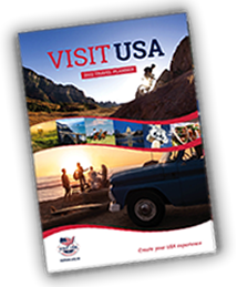 Plan your 2018 holiday to the USA with the Visit USA Travel Planner